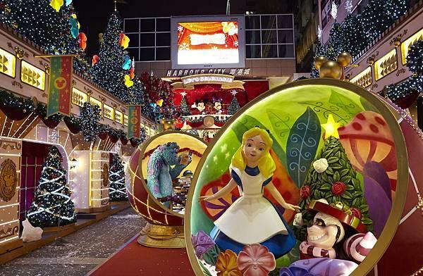 海港城華麗聖誕