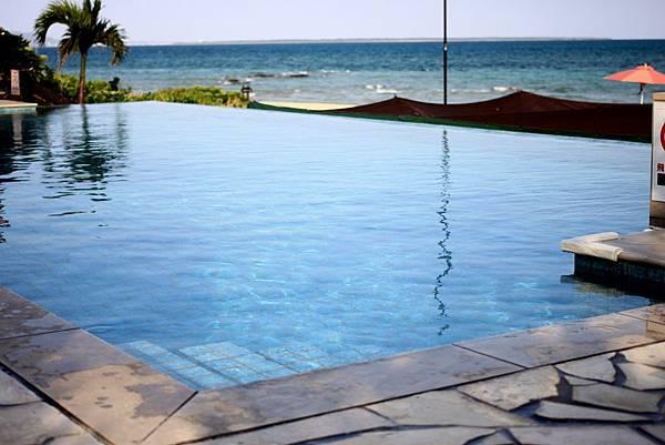 星野Risonare小濱島_BeachHouse泳池