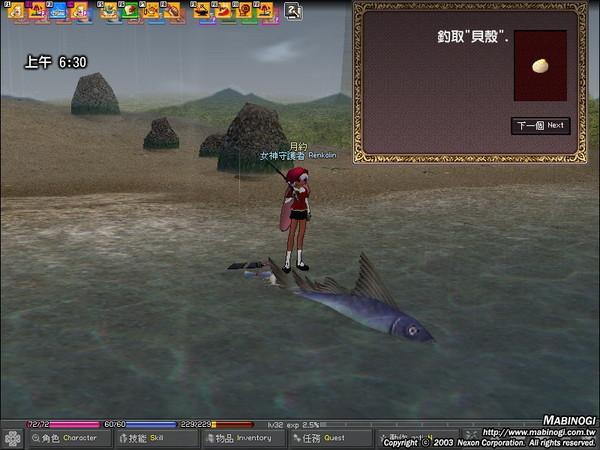 凱安港的大白鯊3