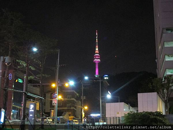 seoul tower 16
