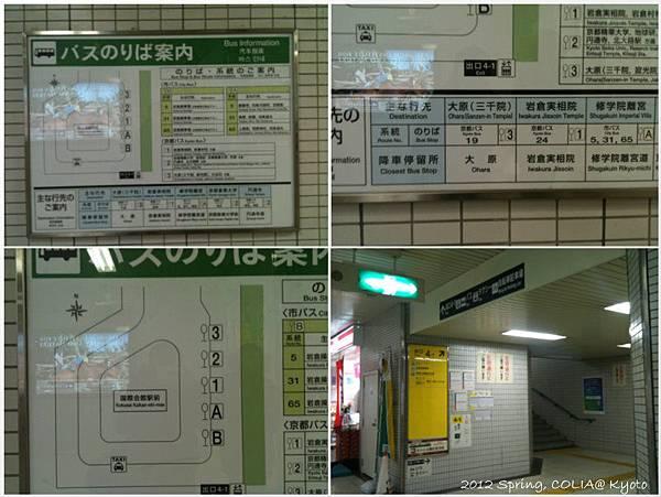 bus info to ohara-1