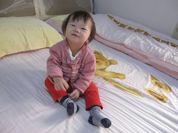 一歲四個月.JPG