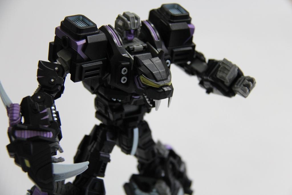 暗黑劍齒虎