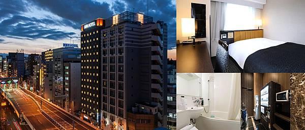 20200129部落格APA飯店 – 上野站前