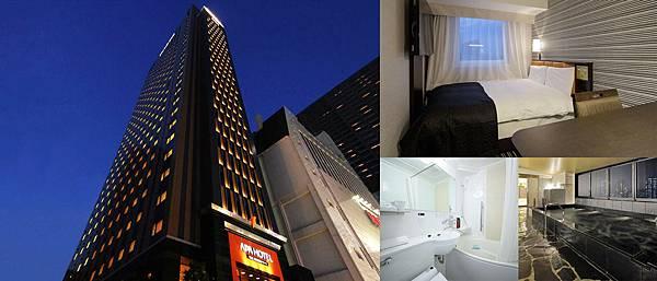 20200129部落格歌舞伎町 APA Hotel
