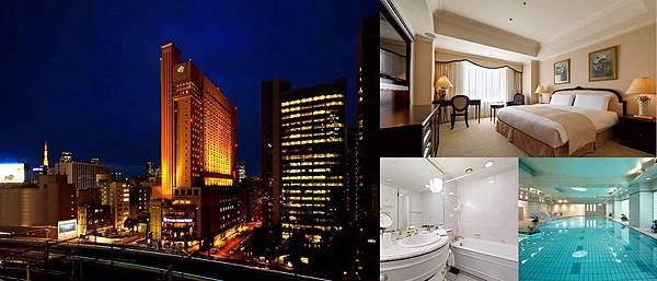 20200129部落格東京第一酒店