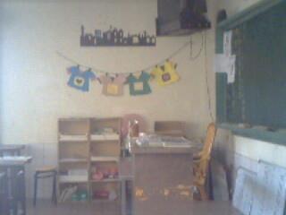 這是教室~