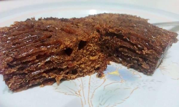 第二顆鈕釦阿薩姆紅茶蜂巢蛋糕7