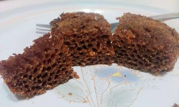 第二顆鈕釦阿薩姆紅茶蜂巢蛋糕8