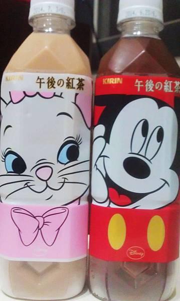 KIRIN午後的紅茶-Disney期間限定版.jpg