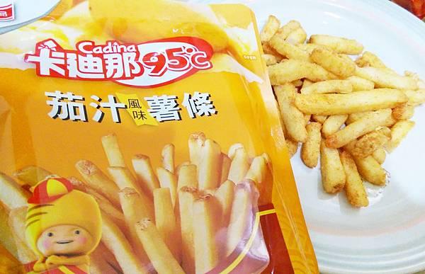 卡迪那95℃茄汁薯條7.jpg