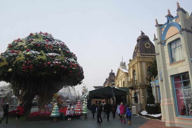 愛寶樂園神迷多變的魔法樹
