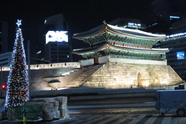 韓國第一國寶南大門