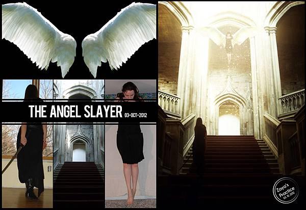 天使獵殺者原始圖