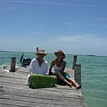 Soluntra & Sofia by the lake @ Tulum.JPG