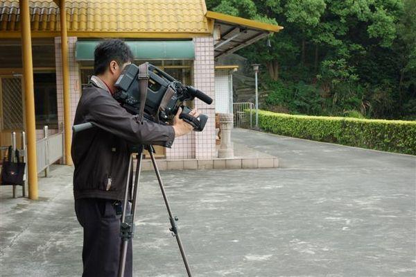 鄭子太極劍DVD拍攝現場(工作人員)