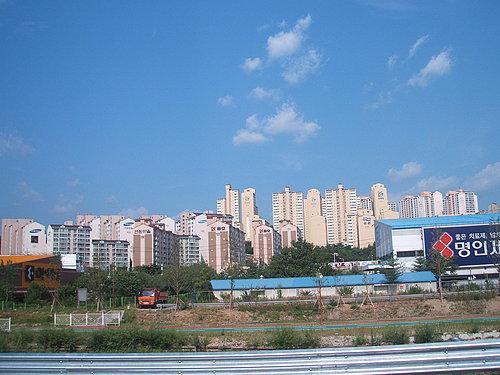 龐大規模的集合式住宅