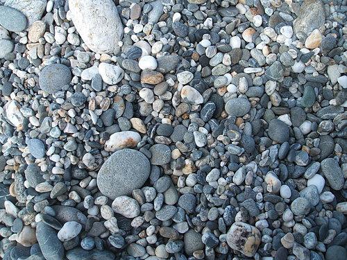 七星潭石頭