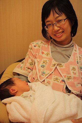 媽媽與小baby