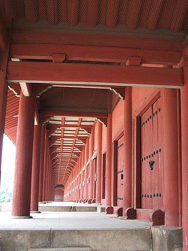 世界文化遺址:宗廟