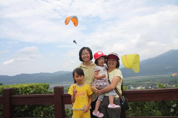 飛行傘(鹿野高台)