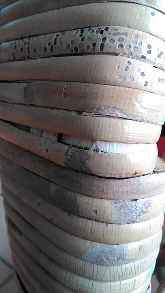 ( 藤椅 )藤製品  挑選購買時要特別注意的地方-裂痕/表皮健康度/纏繞密實度-12