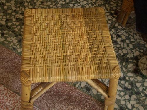 ( 藤椅 )藤製品  挑選購買時要特別注意的地方-裂痕/表皮健康度/纏繞密實度-a3