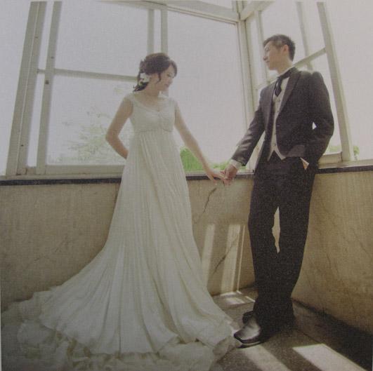 婚紗大圖輸出