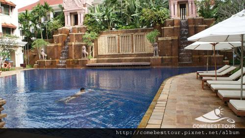 SOKHA聖卡酒店海鹽泳池
