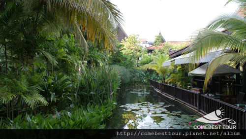 sokhalay酒店The Green餐廳
