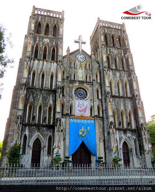 河內聖約瑟天主堂