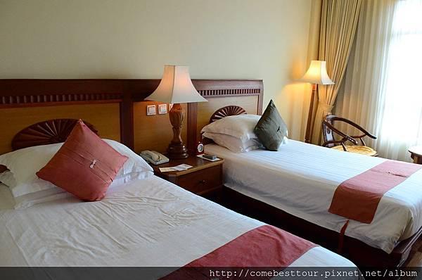 聖卡酒店房間0