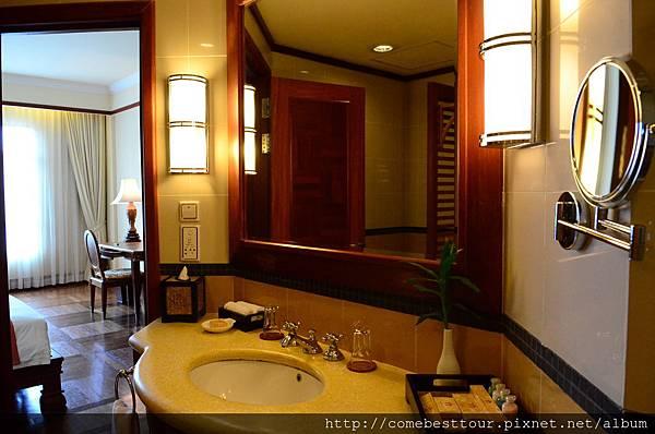 聖卡酒店房間