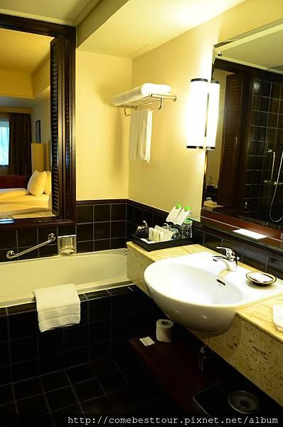 艾美酒店房間