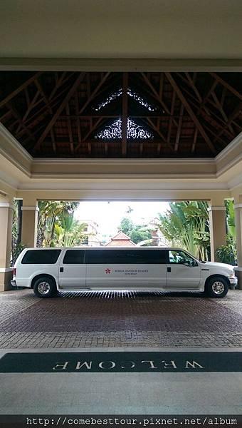 聖卡酒店加長型禮車