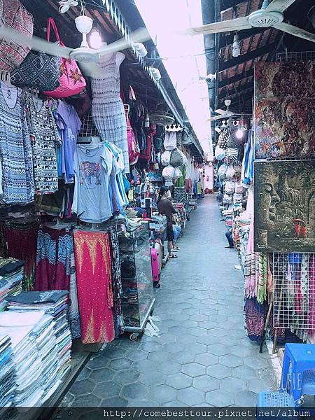 吳哥傳統市集
