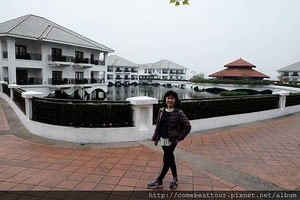 越南|北越|盈達旅遊旅人分享~水漾珍珠雙龍度假村五日5