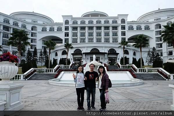越南|北越|盈達旅遊旅人分享~水漾珍珠雙龍度假村五日6