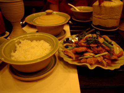 拷叻美麗殿泰式晚餐