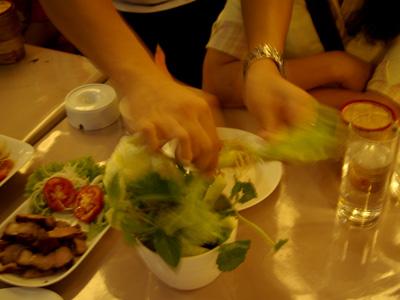 MUANLAI海景晚餐