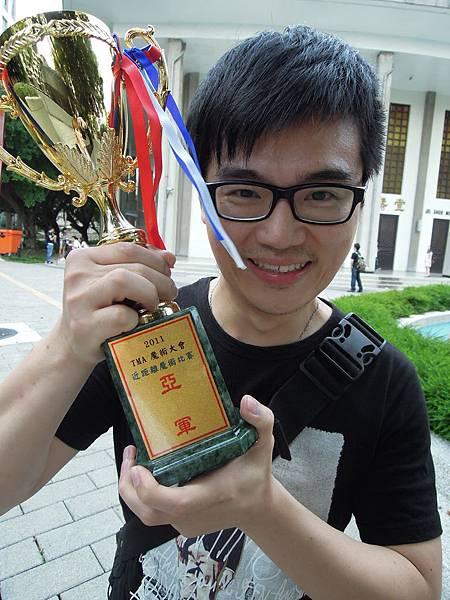 2011 TMA國際魔術大會 近距離比賽第二名