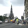 愛丁堡的購物街 - 王子街
