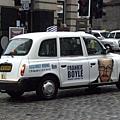 計程車上面都有廣告