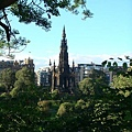 The Scott Monument