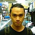 2004.8 紐約遊學 - 黑人頭