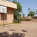 團部內的綜合體育場
