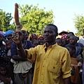 滿厲害的非洲人