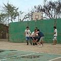 打籃球是一定要的
