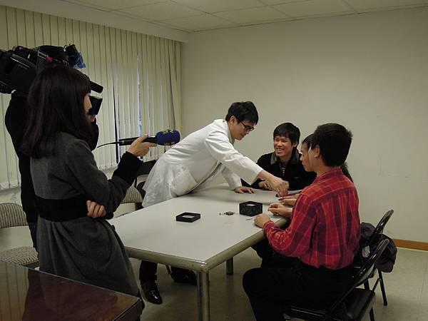 2011.11.12 東森新聞專訪