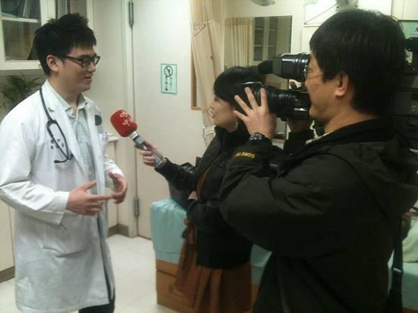 2012.03.20 中視「縱橫天下」專訪